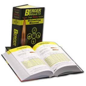 Berger Bullets Reloading Manual