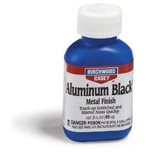 Aluminum Black Metal Finish 3 oz Birchwood Casey