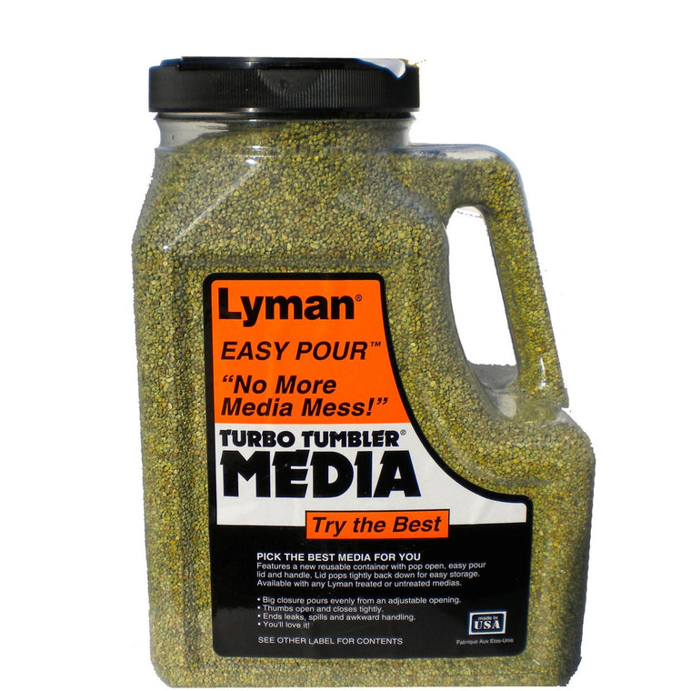 Lyman Media Corn Cob