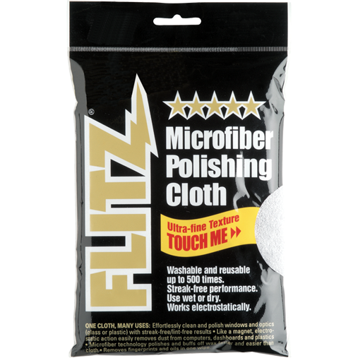 Fitz Microfiber Polishing Cloth