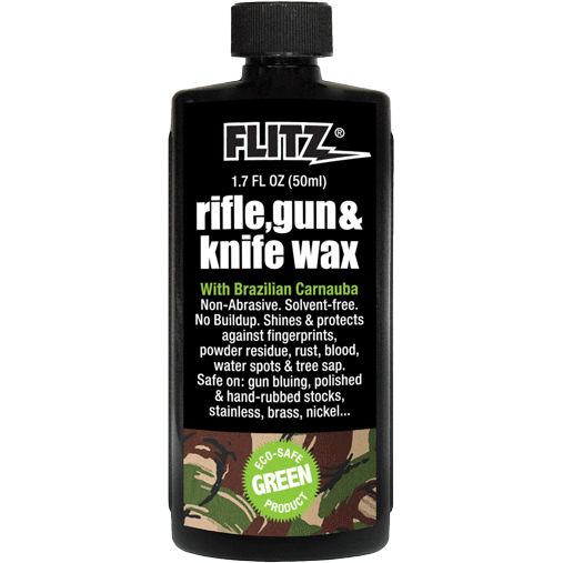 Flitz Rifle, Gun & Knife Wax - 7.6 fl oz