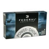 Federal Ammunition 243win 80gr Power-Shok