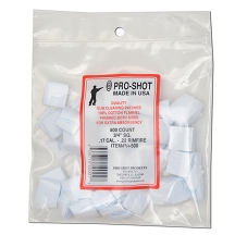 "Pro-Shot Cleaning Patch 3/4"" x 500"