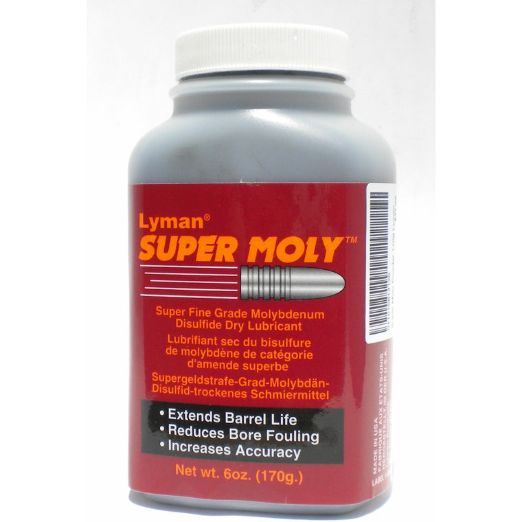 Lyman Super Moly Superfine Powder