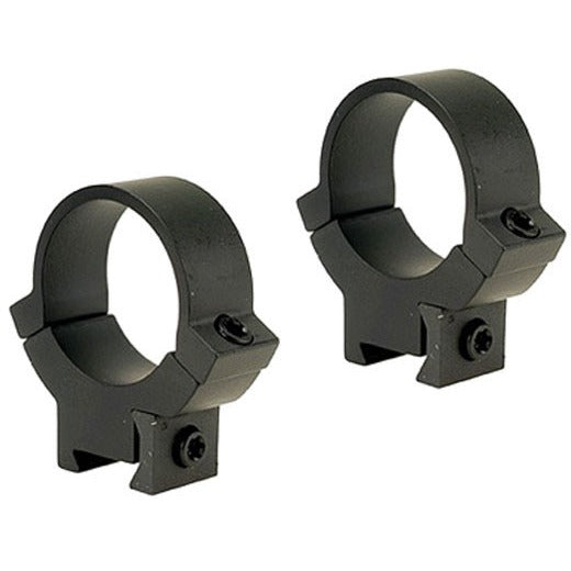 Warne Rings 30mm Permanently Attached 3/8
