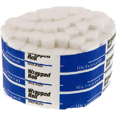 Boretech Replacement Cotton Rolls x 50