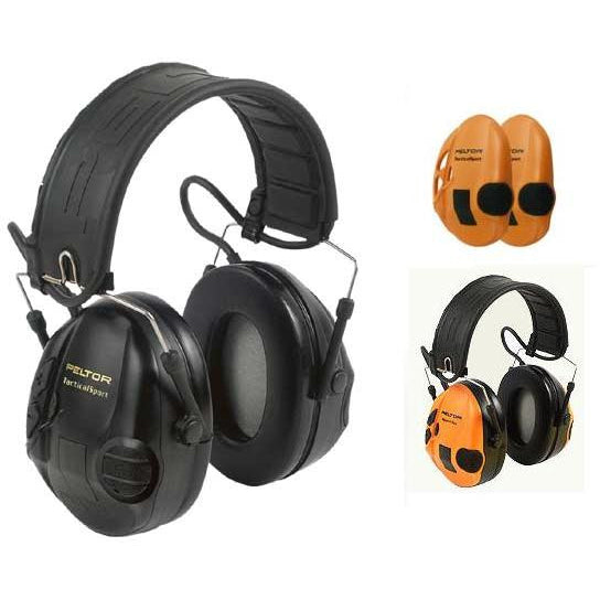 Peltor Ear Muffs Electronic SportTac 24dB