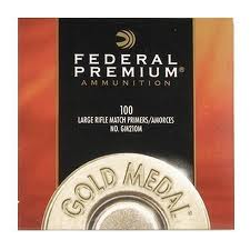 Federal GM210M Large Rifle Primer 100pc