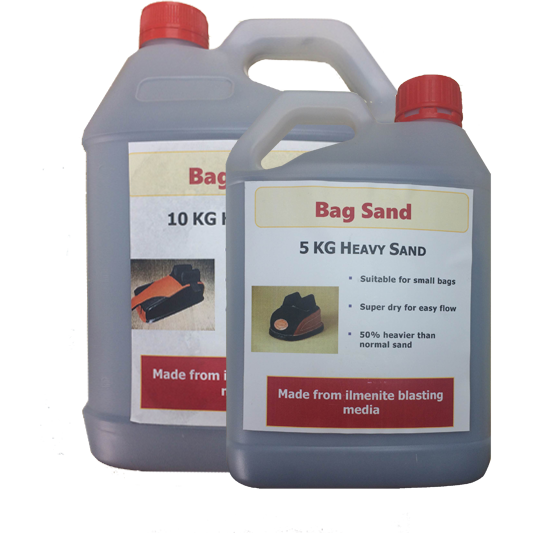 Heavy Bag Sand