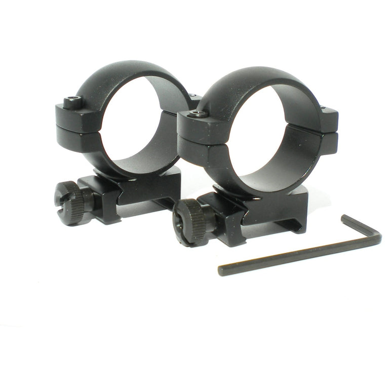 Vortex Rifle Scope Rings Hunter 30mm - Medium