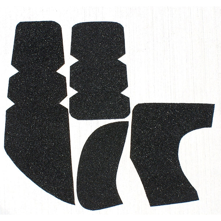 Top Grip Rubber Pre-Shaped Complete Set