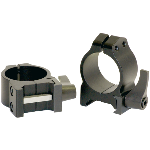 Warne Scope Rings - 34mm