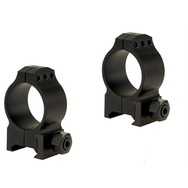 Warne Scope Rings 30mm - Tactical