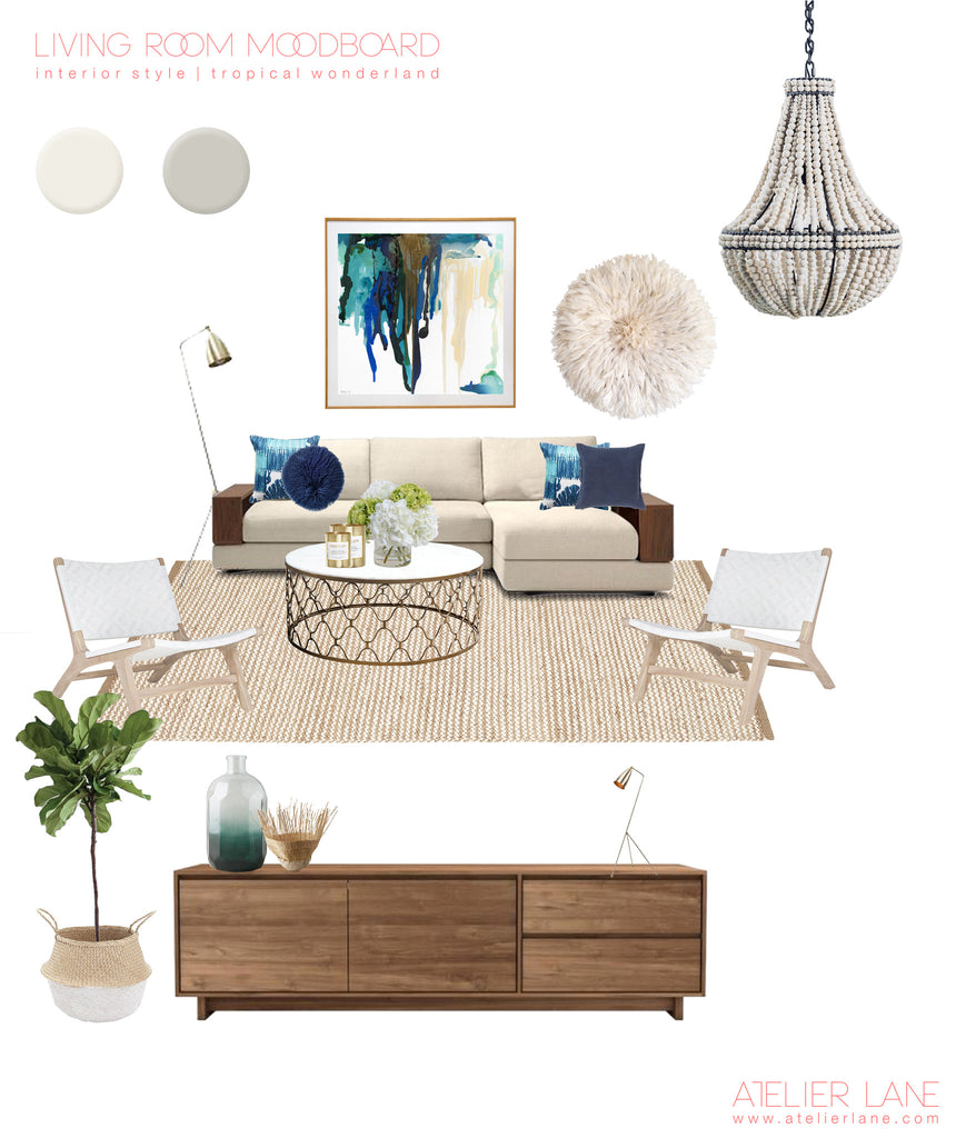 Interiors | Use a mood board to pin down the right look.
