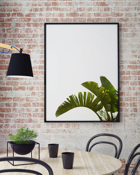 Banana Leaves Photo Artwork Hong Kong | Atelier Lane