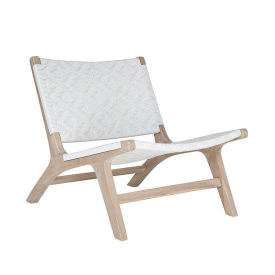 CAPE TOWN OCCASIONAL CHAIR - WHITE - ATELIER LANE | interior design hong kong | designer homewares australia