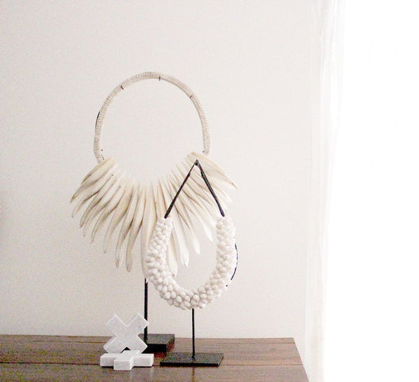 DECORATIVE CUTTLEFISH NECKLACE - ATELIER LANE | interior design hong kong | designer homewares australia