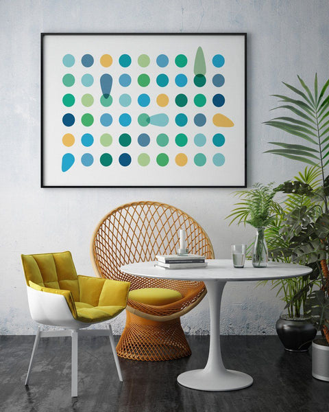 Endless Summer Art Print | ARTWORKS HONG KONG BY ATELIER LANE
