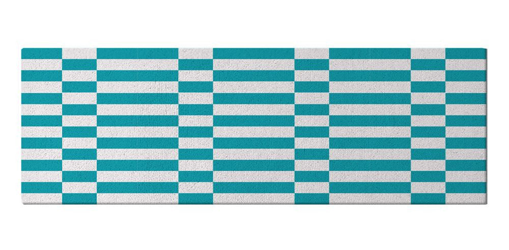 SOUTH BEACH STRIPE HALLWAY DESIGNER RUGS HONG KONG- ATELIER LANE