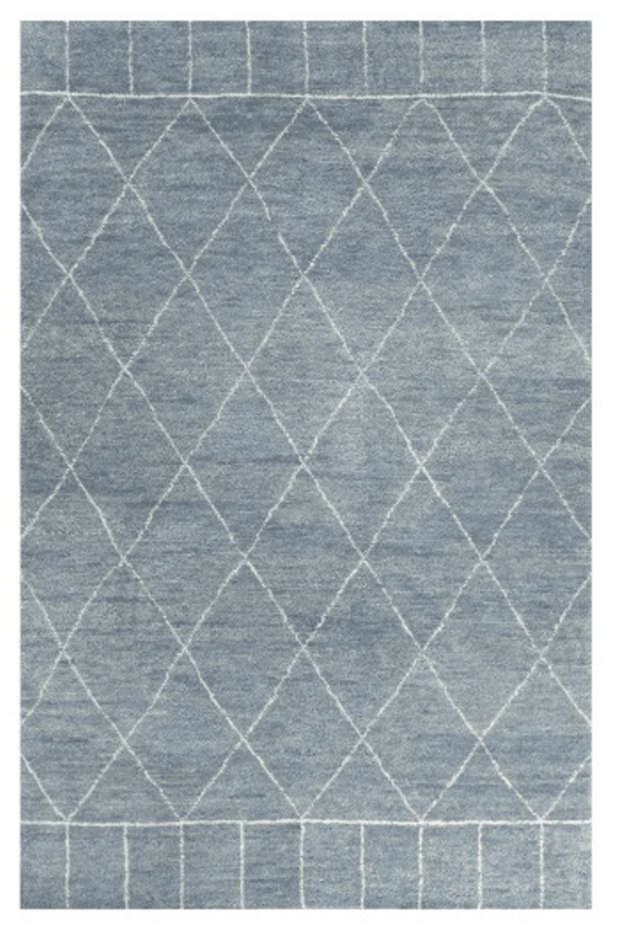 MARRAKECH | LIGHT DENIM - DESIGNER RUGS SYDNEY & HONG KONG ATELIER LANE
