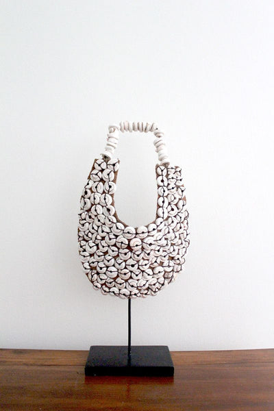 DECORATIVE SHELL NECK PIECE - ATELIER LANE | interior design hong kong | designer homewares australia