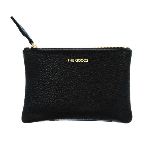 The Goods Co clutch - Black