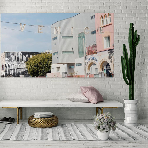 VENICE BEACH | PHOTOGRAPHIC ARTWORK PRINT HONG KONG