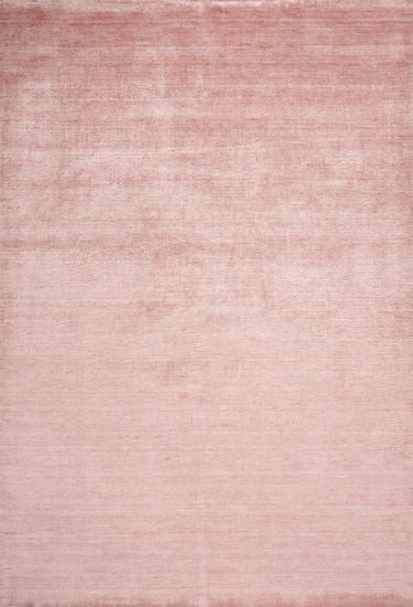 BAMBOO SILK RUG | ROSE QUARTZ