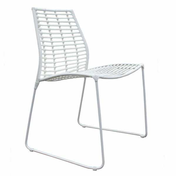 Makeni Dining Chair - White - Atelier Lane Furniture online