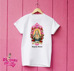 St Martha Pray for Cake Tee