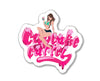 Cupcake Cartel Logo Stickers