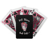 Let Them Eat Cake! Cupcake Cartel Deck of Cards