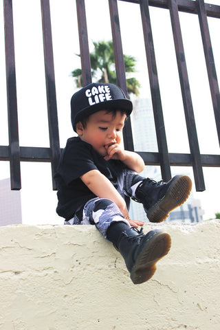 Toddler Cake Life Snap Back Hats