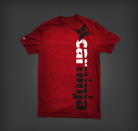CarNinja Logo Tee (Red)