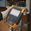 Fluke MDA-510 And MDA-550 Motor Drive Analyser