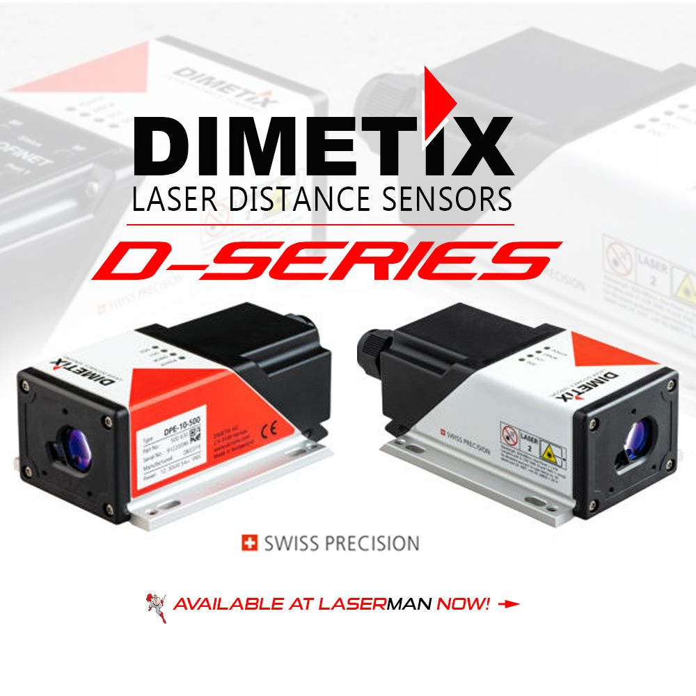 The D-Series Dimetix Laser Distance Sensor Applications