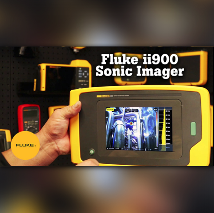 Fluke ii900 Sonic Industrial Imager Resources