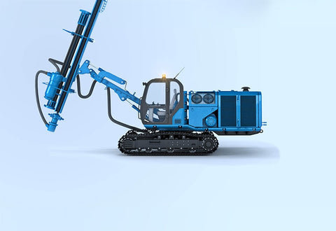 MOBA - Drill Rigs - Machine Control Solutions