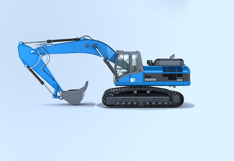 MOBA - Excavators - Machine Control Solutions