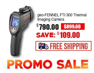 geo-FENNEL FTI 300 Thermal Imaging Camera
