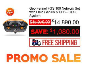 geo-fennel fgs 100 network set
