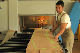 Industry - Paper, Timber, Woodworking - Time & Cost Saving Precision Laser Manufacturing Solutions & Systems 1