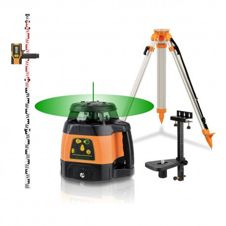 Package Deals - Laser Levels, Rotary Laser, Rotating Laser, Green & Red Beam Laser