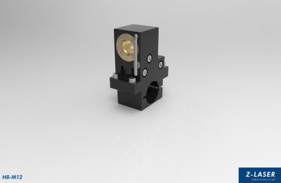 MNT H8-M12 Laser Mounts, Holders, Brackets, Laser Line, Cross and Special Optic Lasers for Positioning Applications