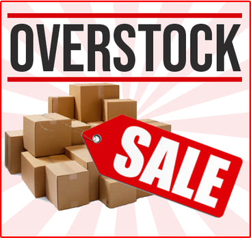 Overstocked product sale
