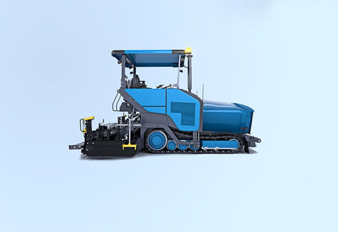 MOBA - Asphalt Pavers - Machine Control Solutions