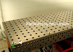 Metal worktables and clamping systems are a state of the art technology which enhance the production by  reducing all non-welding activity, and increased manufacturing standards. It lets you create unlimited clamping and stopping arrangements around your workpiece.
