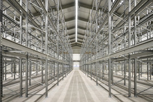Trade Application - Shelf Construction, Pallet Racking, Warehouse Layout