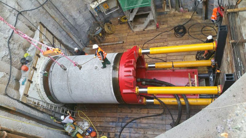 TRMT Trade - Mining, Tunnelling, Line Boring, Oil, Gas, Underground, Pipe Jacking, Auger Boring, Tunnel Laser Geo 8