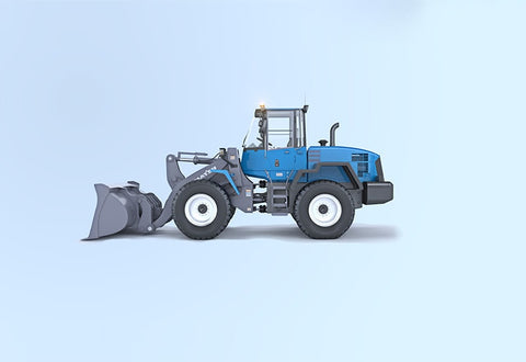 MOBA - Wheel Loaders - Machine Control Solutions